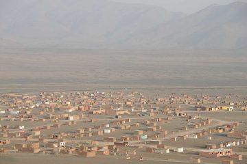 tráfico de terrenos en lima